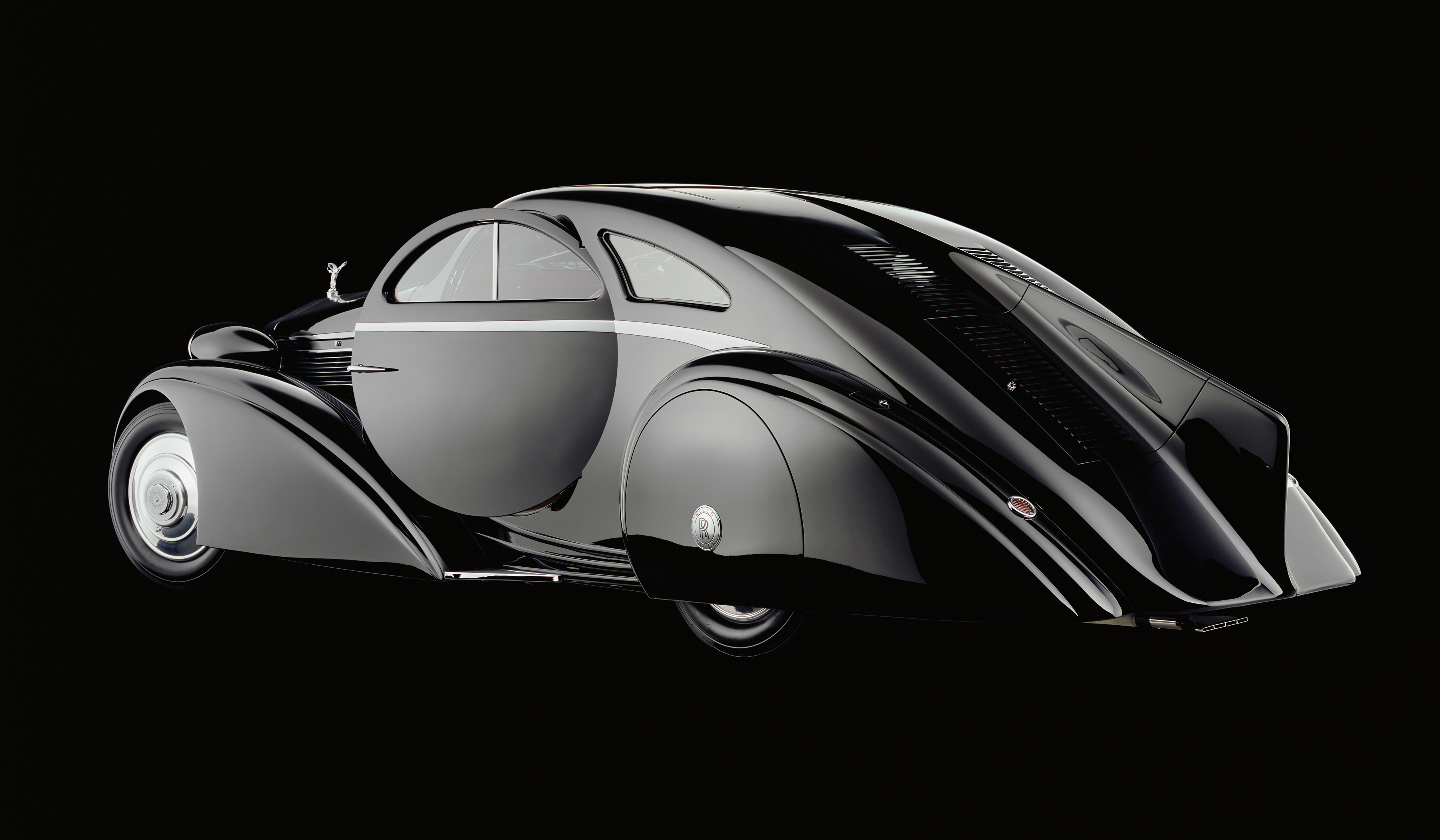 HD Quality Wallpaper | Collection: Vehicles, 3600x2100 1925 Rolls-royce Phantom