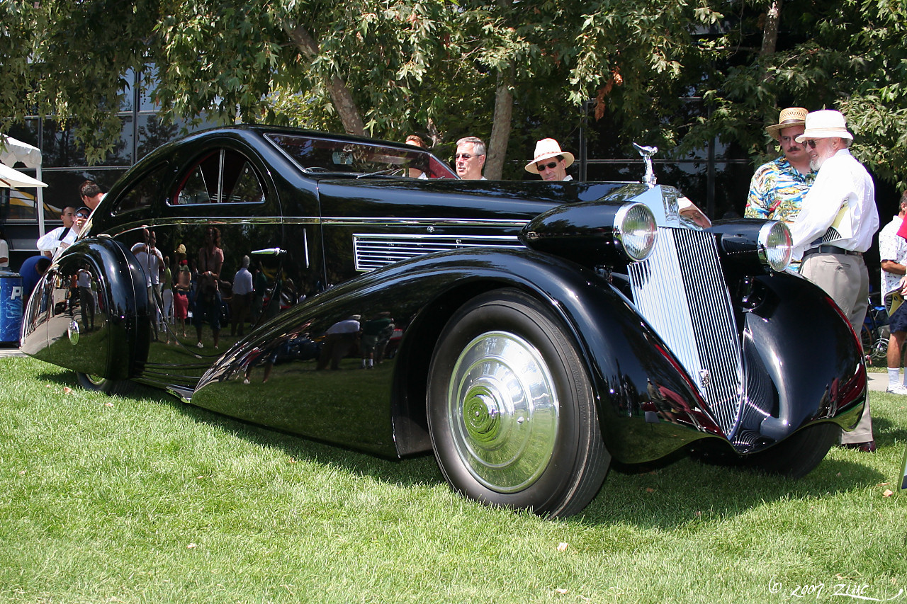 High Resolution Wallpaper | 1925 Rolls-royce Phantom 1280x853 px