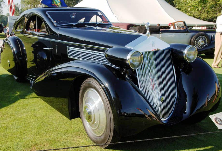 Images of 1925 Rolls-royce Phantom | 920x628