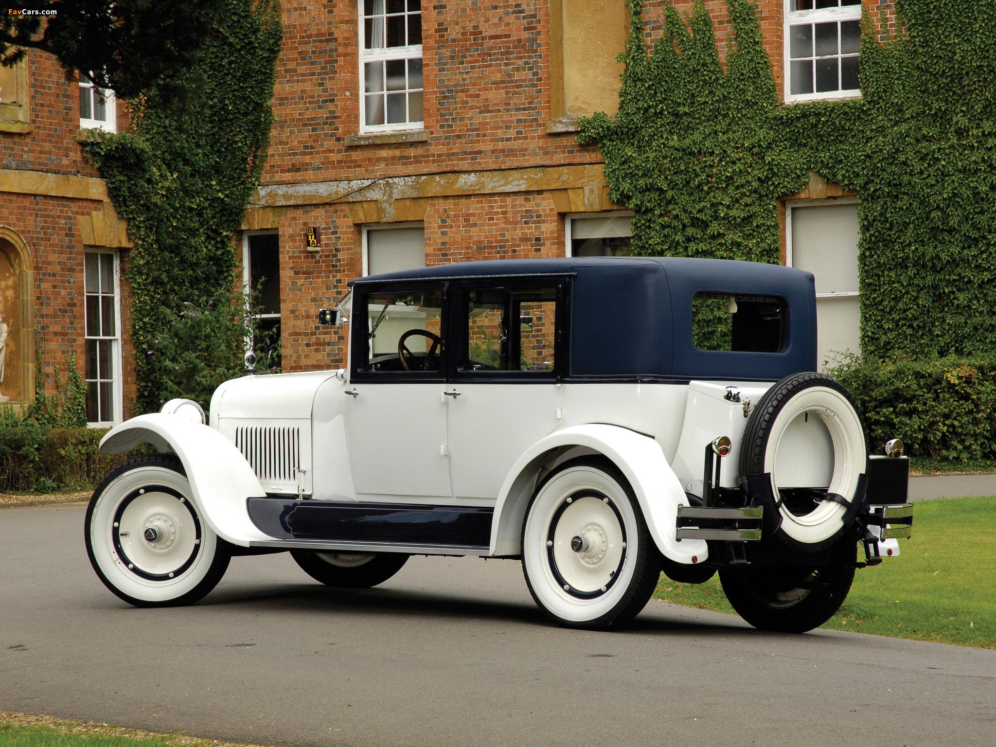 HD Quality Wallpaper   Collection: Vehicles, 2048x1536 1926 Hudson Super Six Brougham