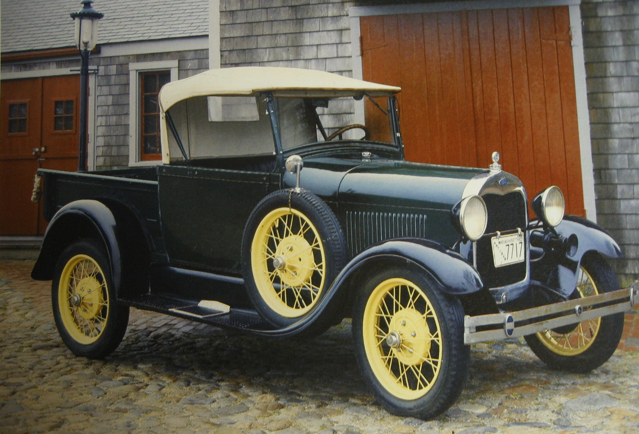 Nice Images Collection: 1928 Ford Model A Desktop Wallpapers