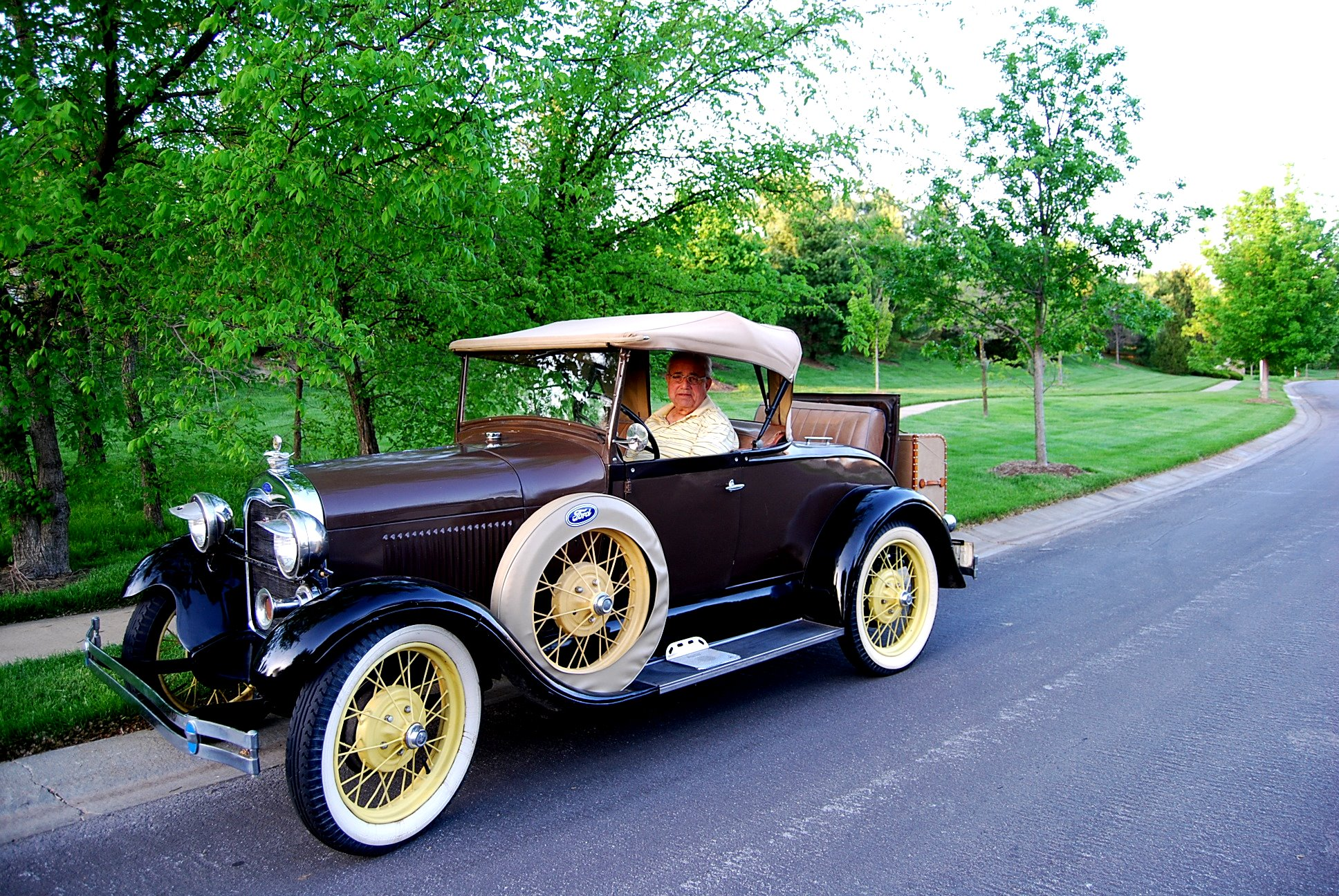 1928 Ford Model A Backgrounds on Wallpapers Vista