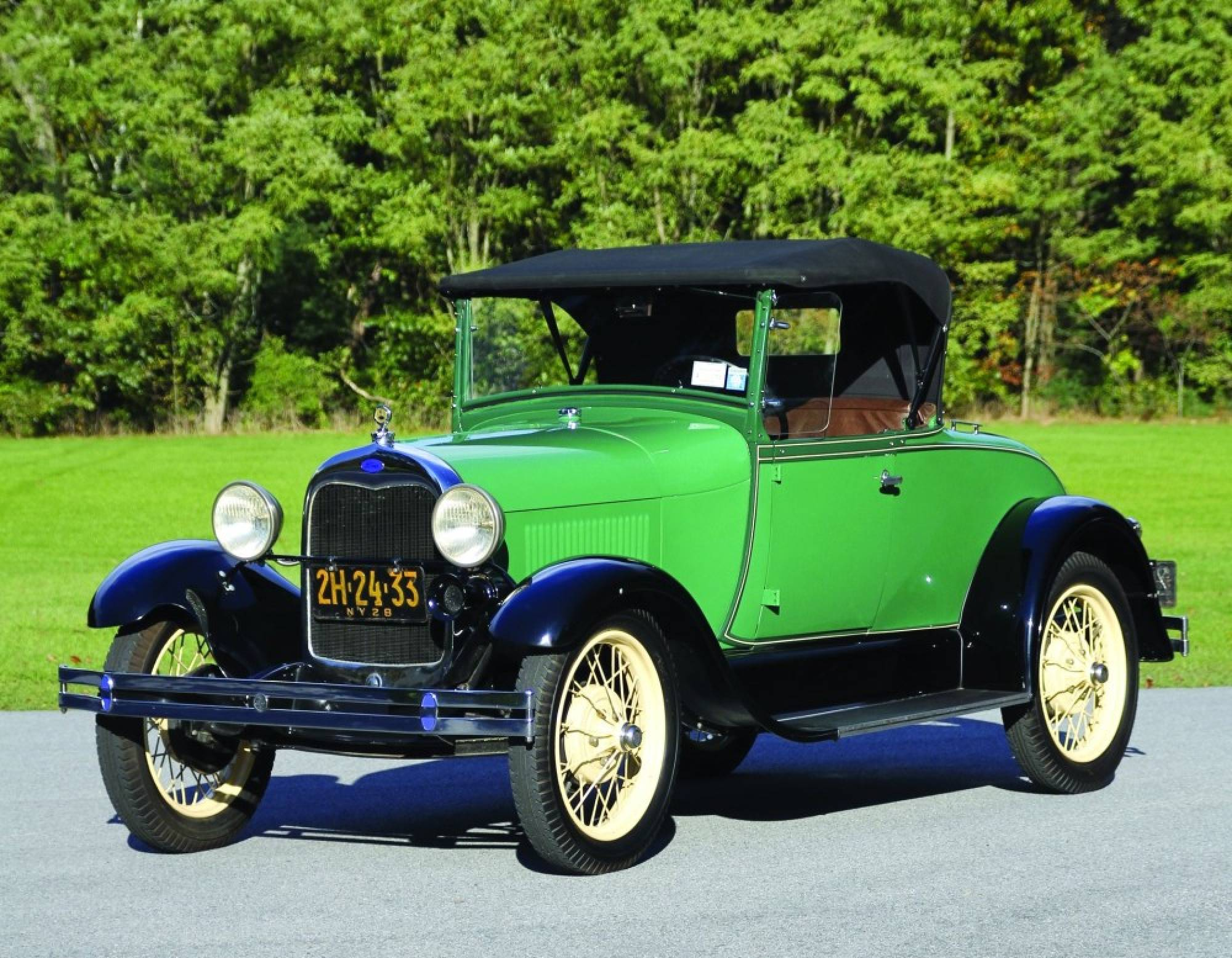 1928 Ford Model A Pics, Vehicles Collection
