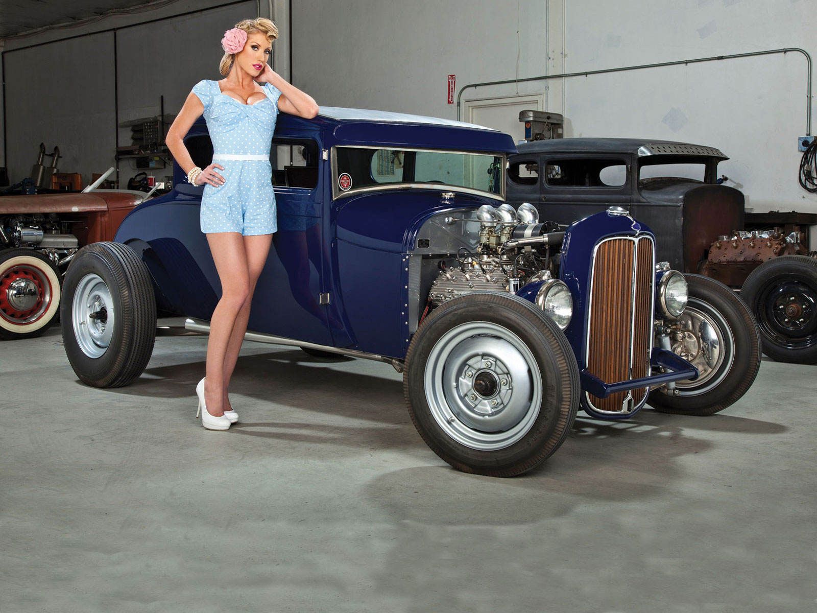 1600x1200 > 1928 Ford Model A Wallpapers