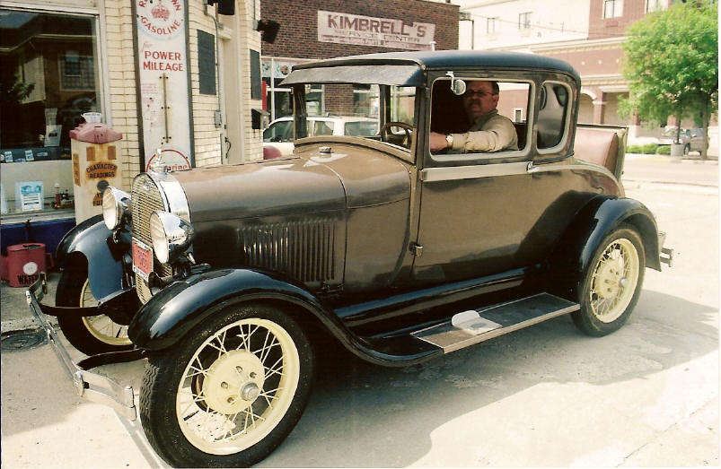 HD Quality Wallpaper | Collection: Vehicles, 803x523 1928 Ford Model A
