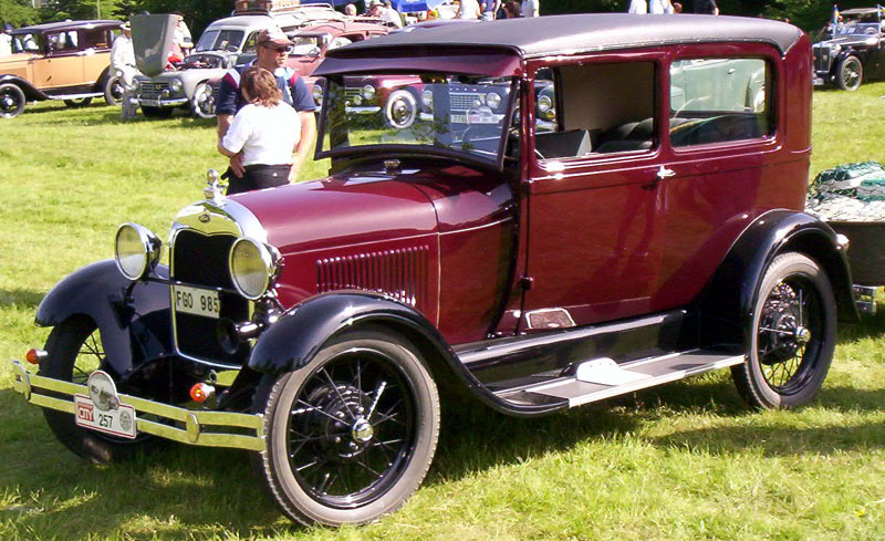 800x489 > 1928 Ford Model A Wallpapers