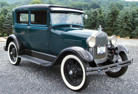 Images of 1928 Ford Model A | 560x383
