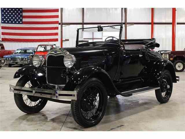 640x480 > 1928 Ford Model A Wallpapers