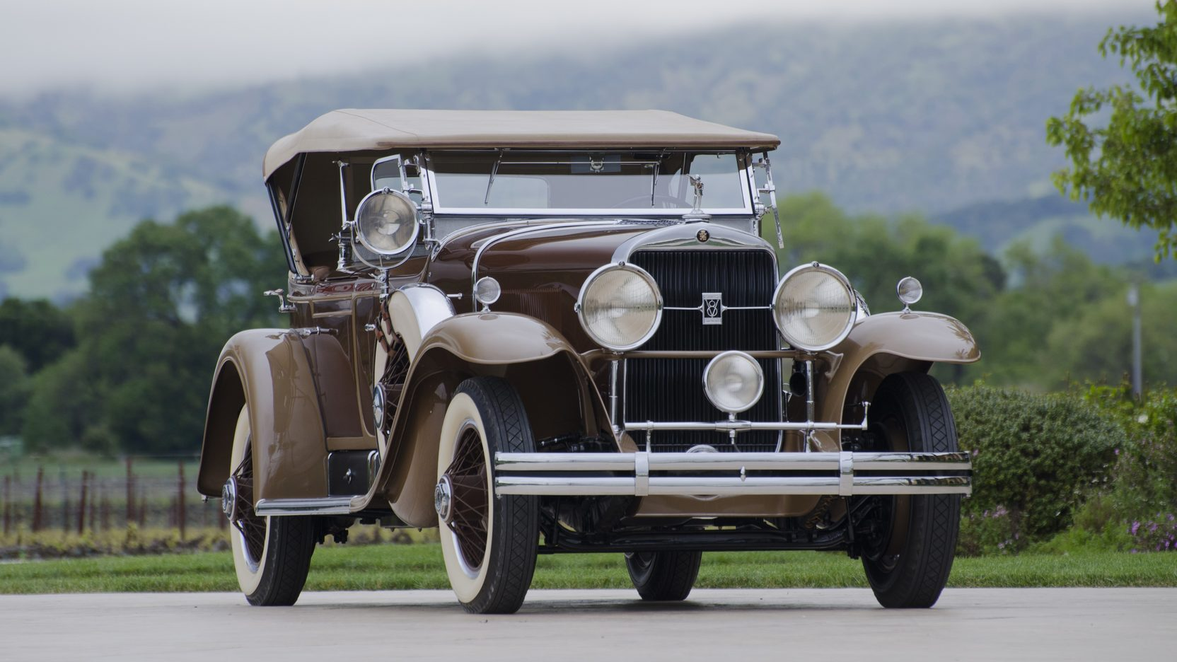 Images of 1929 Cadillac V-8 Dual Cowl Phaeton | 1664x936