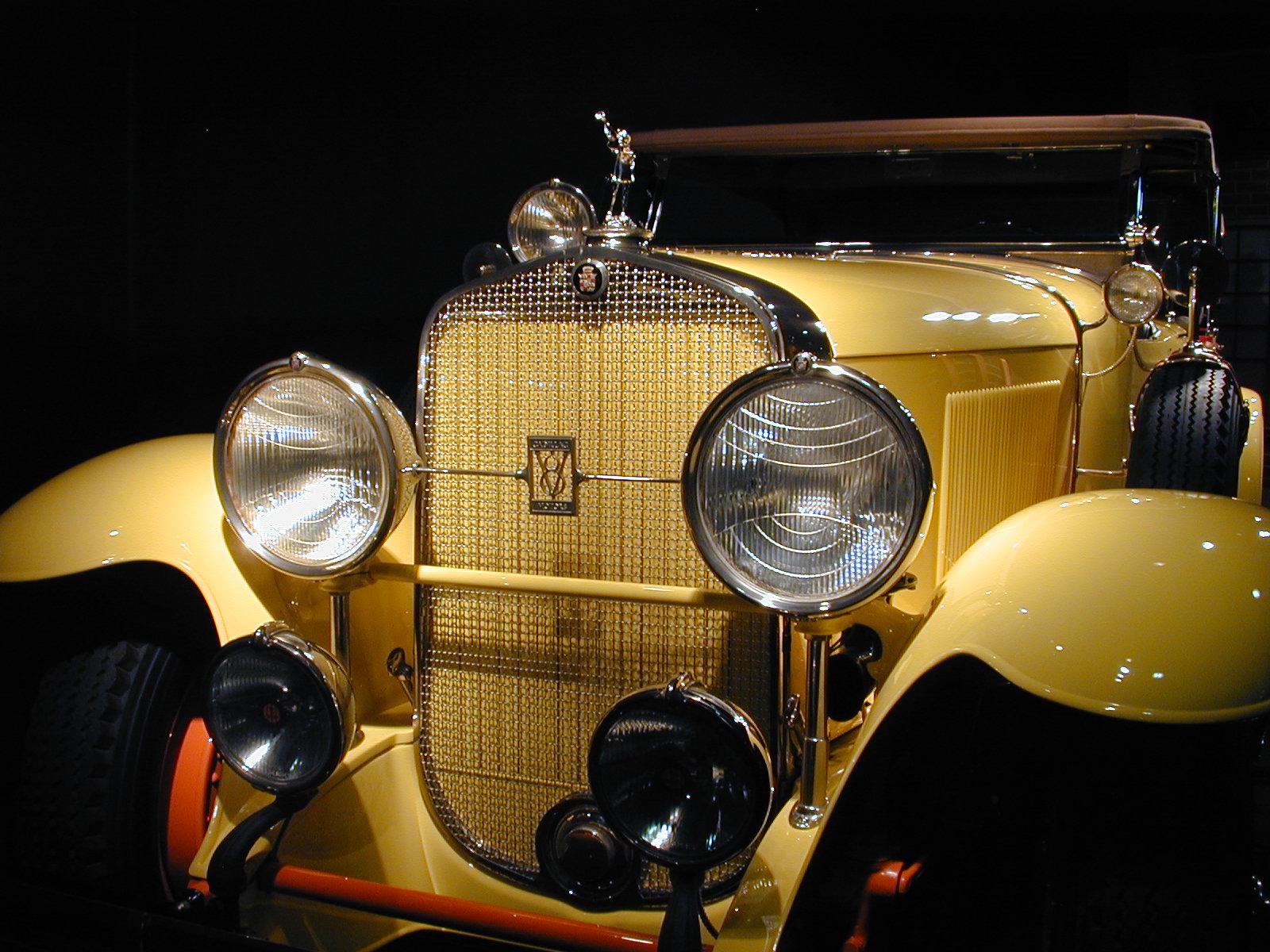 Images of 1929 Cadillac V-8 Dual Cowl Phaeton | 1600x1200