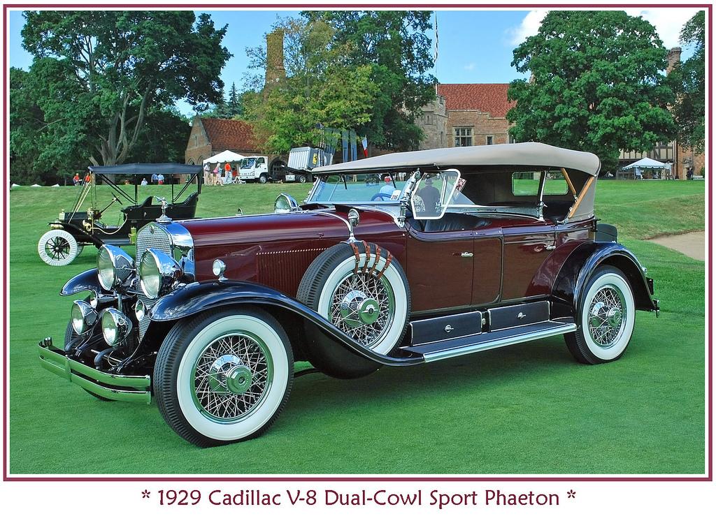 Images of 1929 Cadillac V-8 Dual Cowl Phaeton | 1024x739