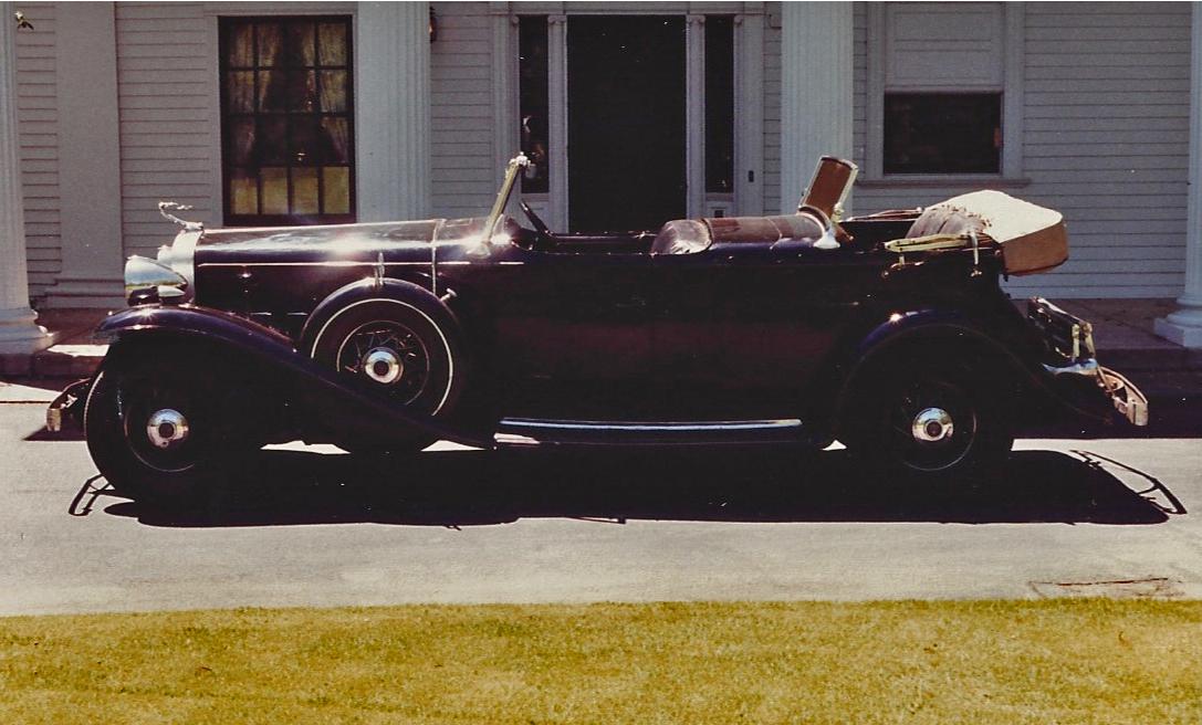 HQ 1929 Cadillac V-8 Dual Cowl Phaeton Wallpapers | File 532.29Kb