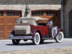 Nice wallpapers 1929 Cadillac V-8 Dual Cowl Phaeton 236x177px