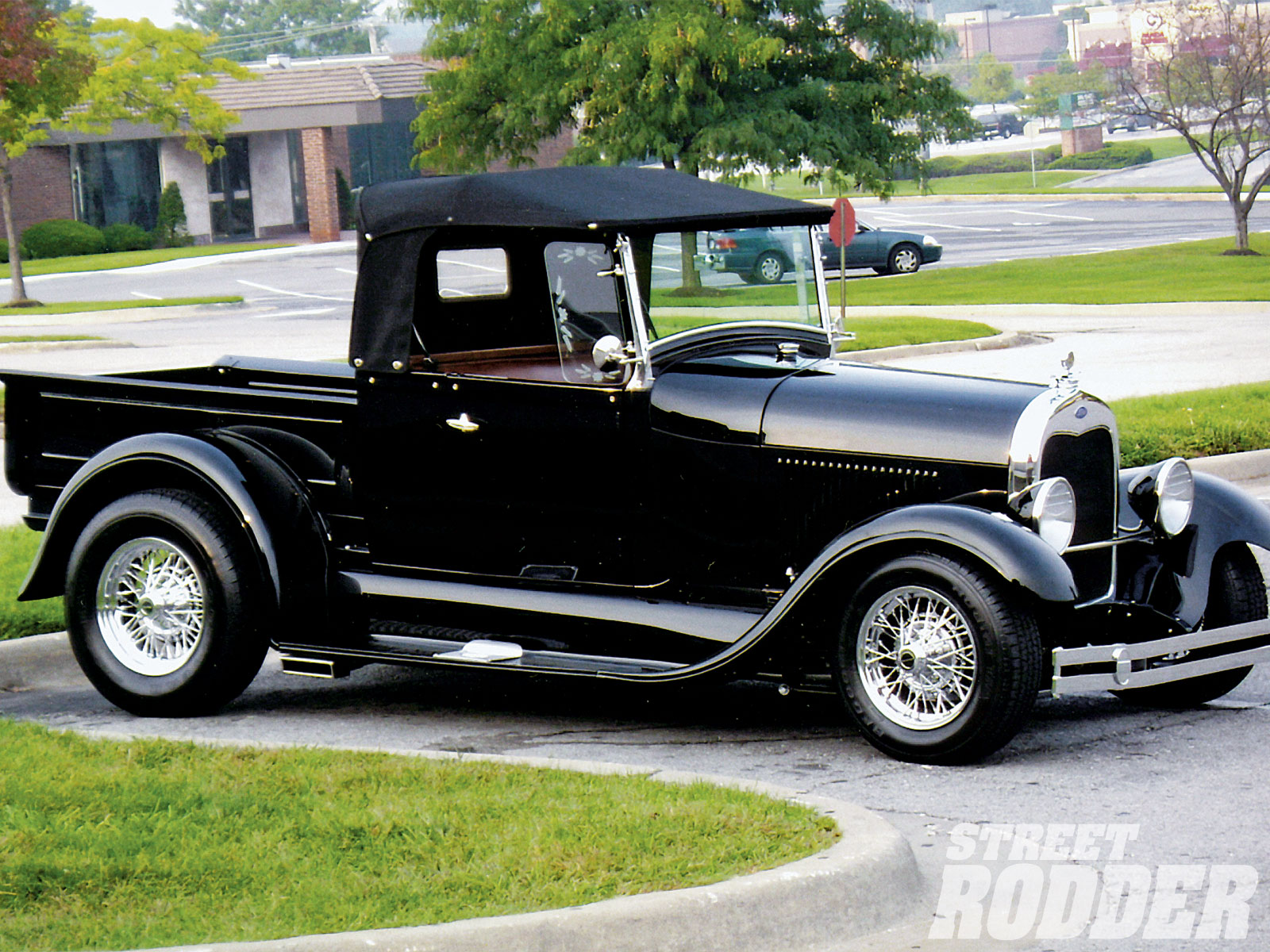 High Resolution Wallpaper   1929 Ford 1600x1200 px