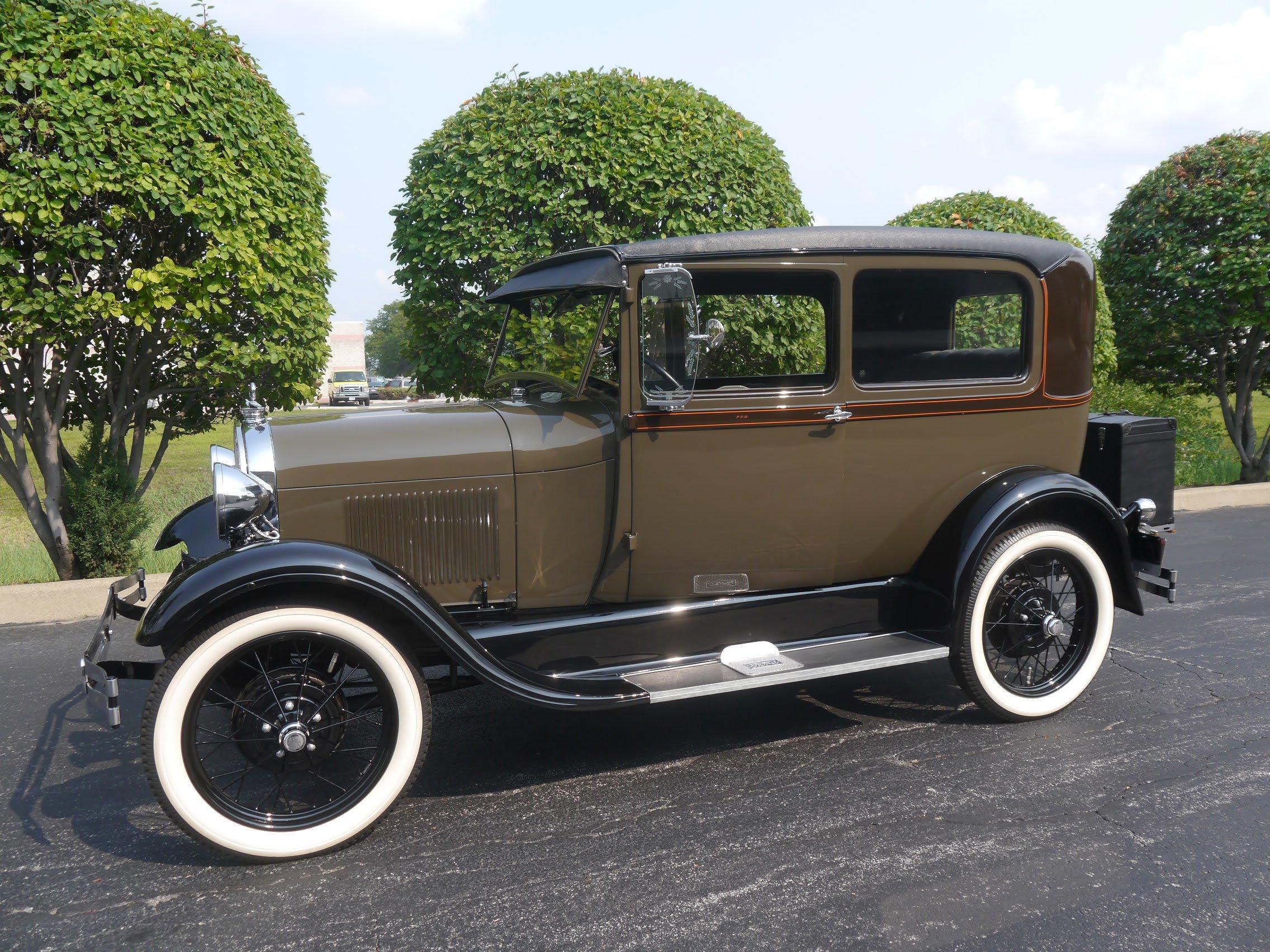 1929 Ford Model A HD wallpapers, Desktop wallpaper - most viewed