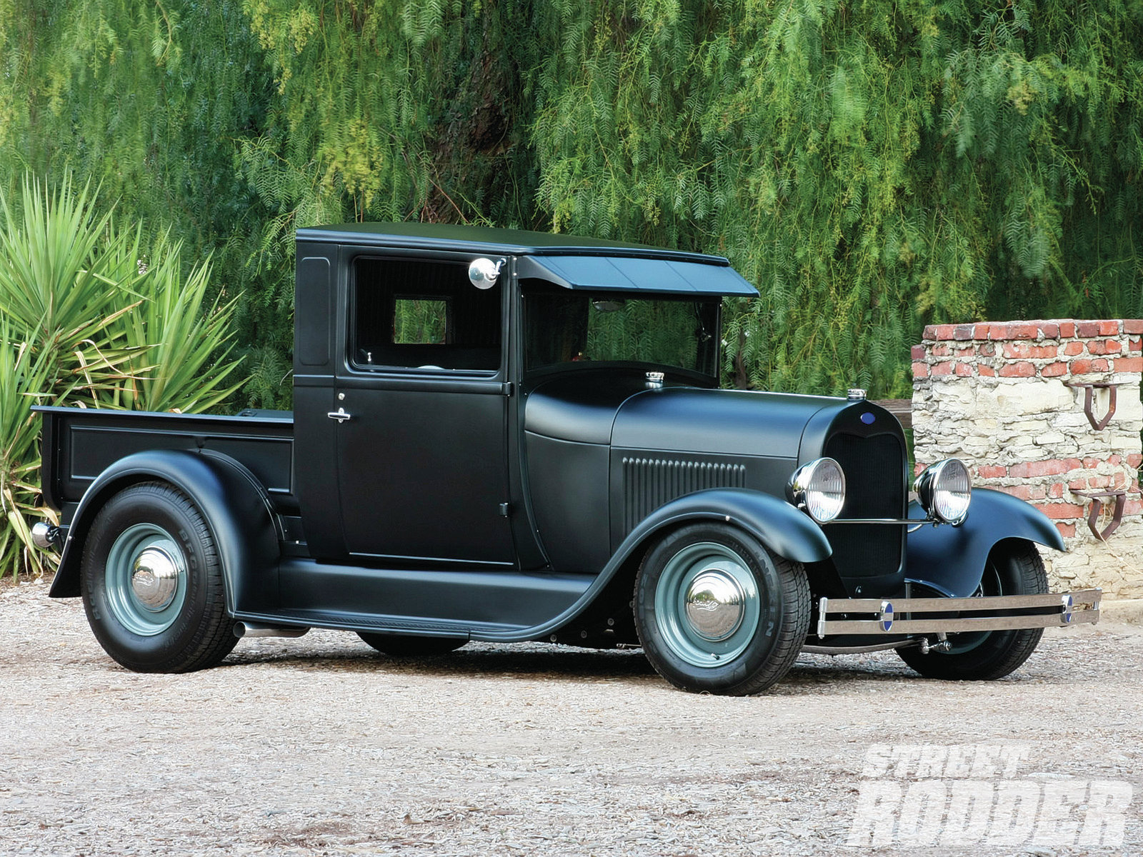 1929 Ford Model A High Quality Background on Wallpapers Vista