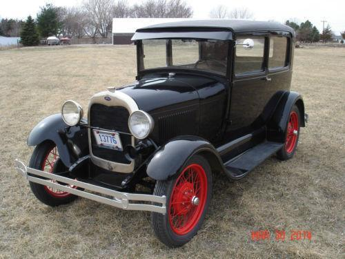 1929 Ford Model A Backgrounds on Wallpapers Vista