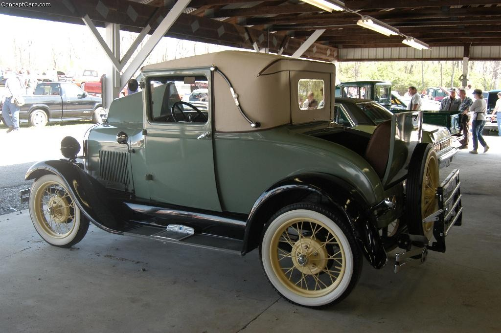 Amazing 1929 Ford Model A Pictures & Backgrounds