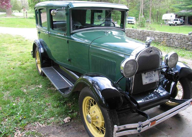 Images of 1929 Ford Model A   750x535