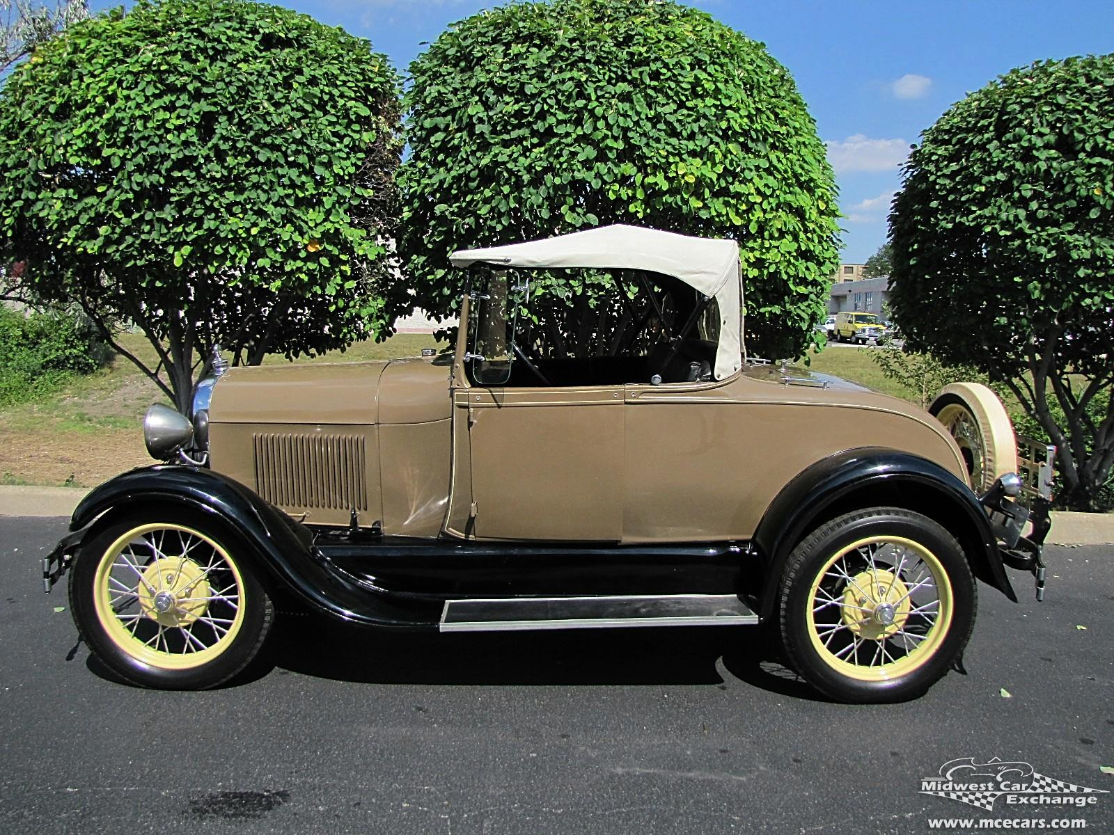 Images of 1929 Ford Roadster | 1600x1200