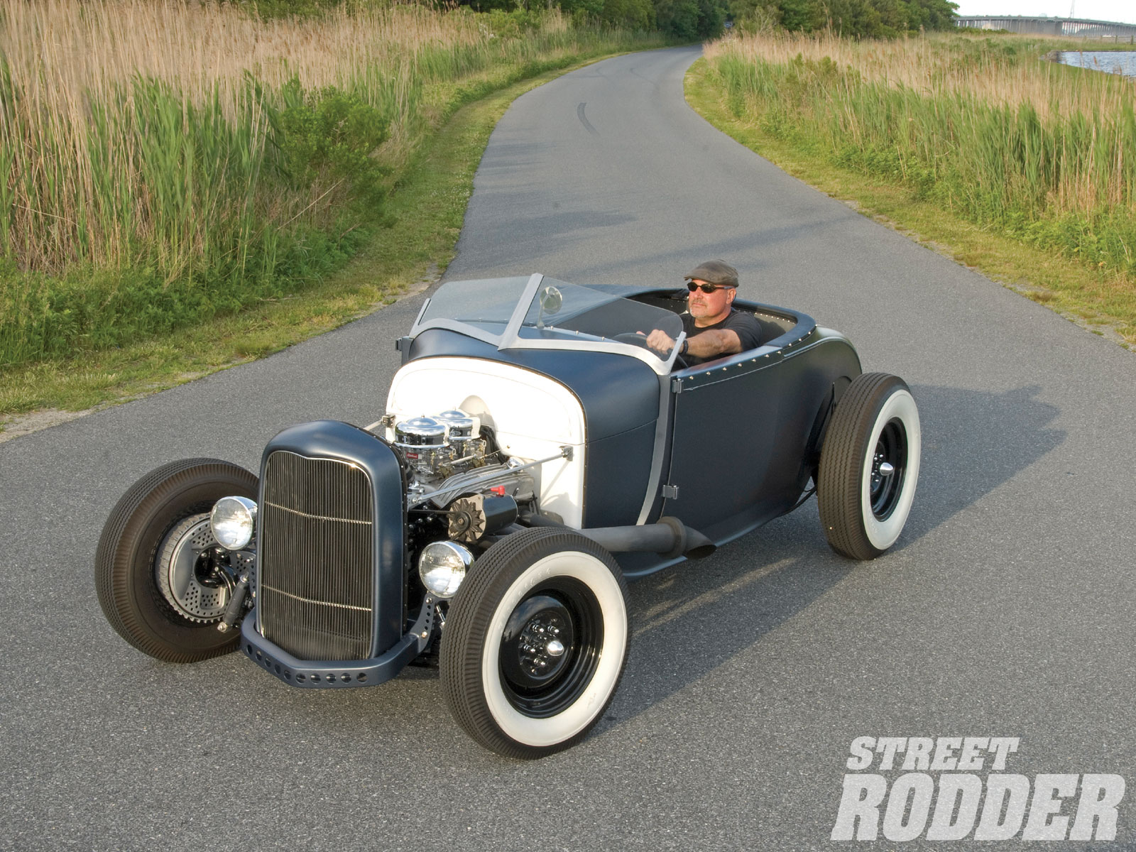 1600x1200 > 1929 Ford Roadster Wallpapers