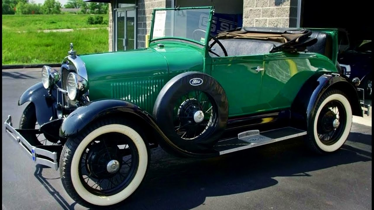 1279x720 > 1929 Ford Roadster Wallpapers