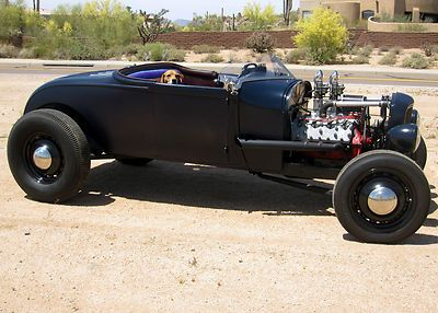 HD Quality Wallpaper | Collection: Vehicles, 400x286 1929 Ford Roadster