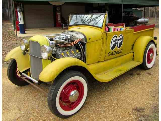 Nice wallpapers 1929 Ford Roadster 640x480px