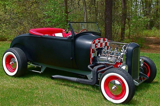 640x425 > 1929 Ford Roadster Wallpapers