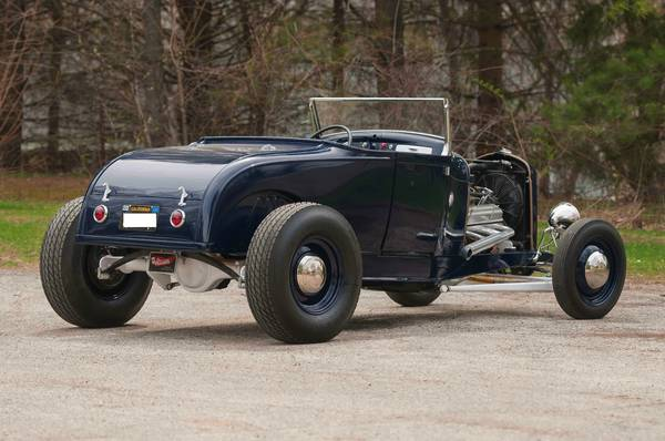 Nice wallpapers 1929 Ford Roadster 600x398px