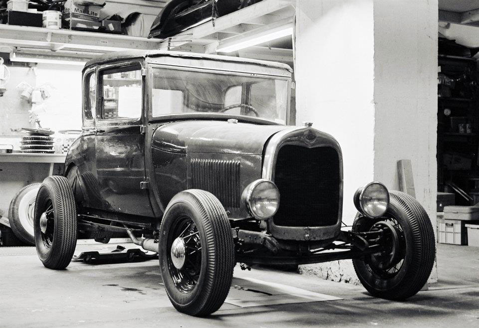 High Resolution Wallpaper   1929 Ford 960x658 px