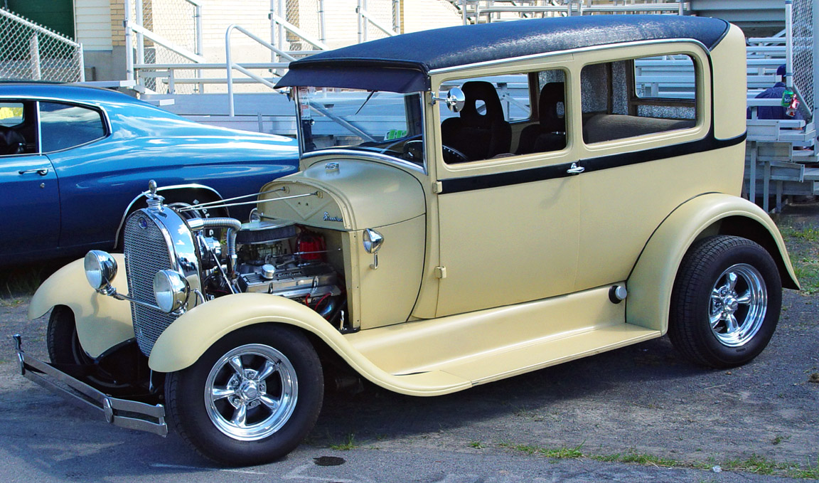 Nice Images Collection: 1929 Ford Desktop Wallpapers