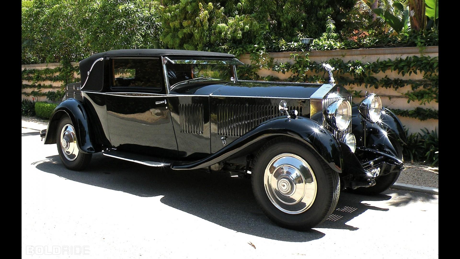 Images of 1929 Rolls-royce Phantom Ii | 1920x1080