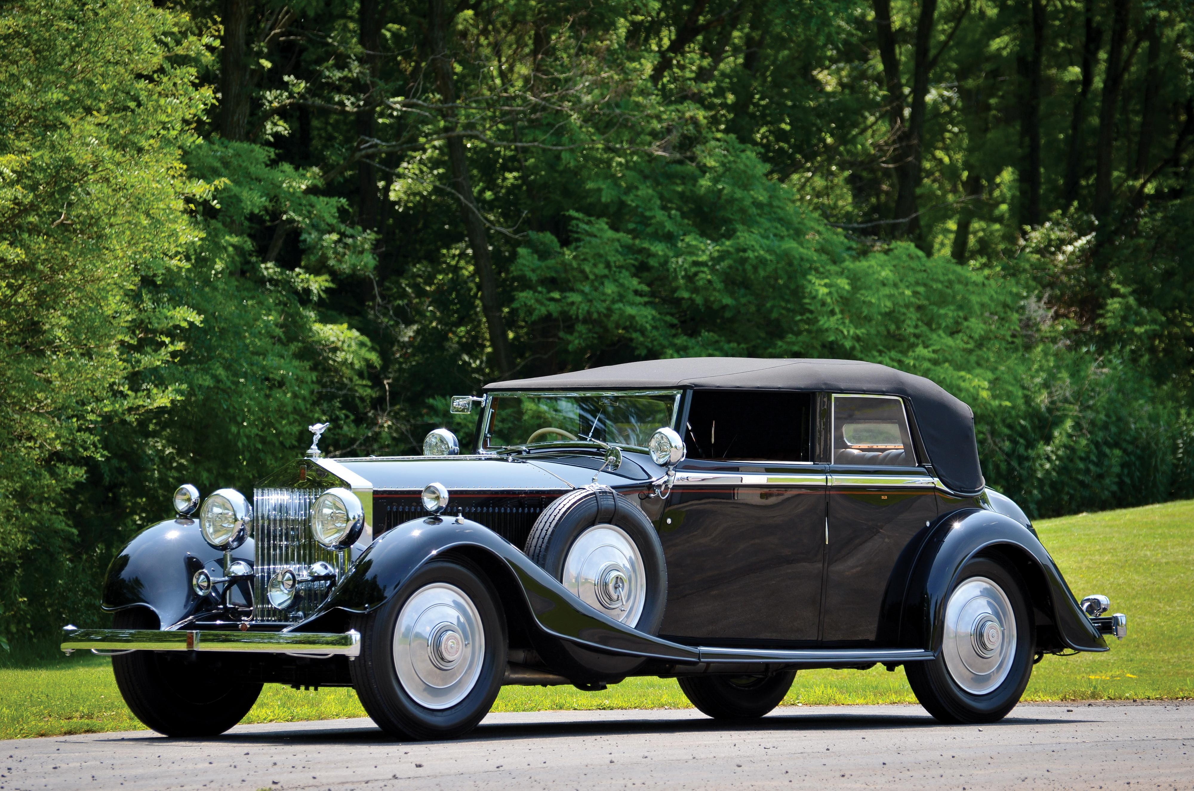 Images of 1929 Rolls-royce Phantom Ii | 4000x2649