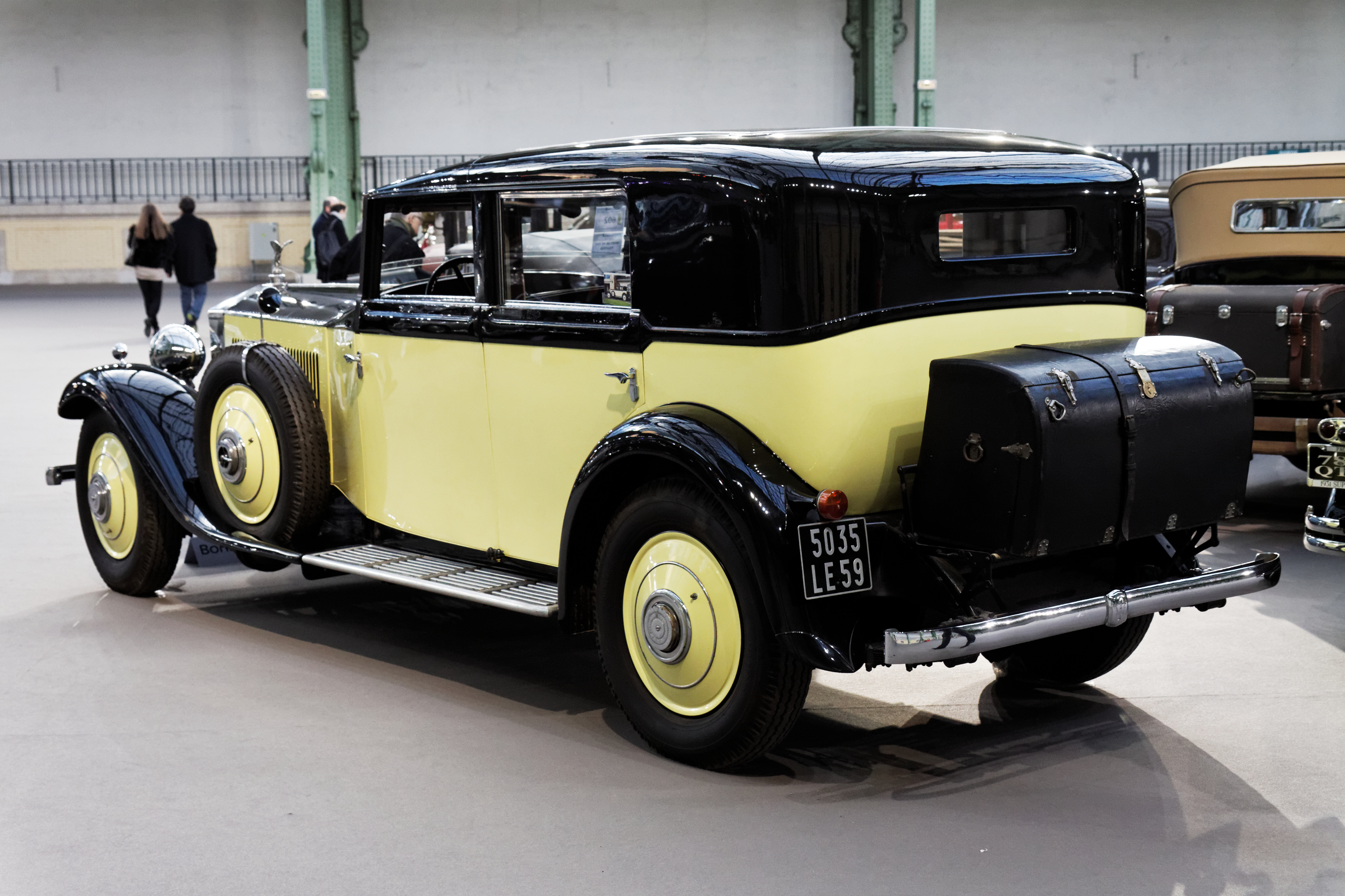 HQ 1929 Rolls-royce Phantom Ii Wallpapers | File 14469.18Kb