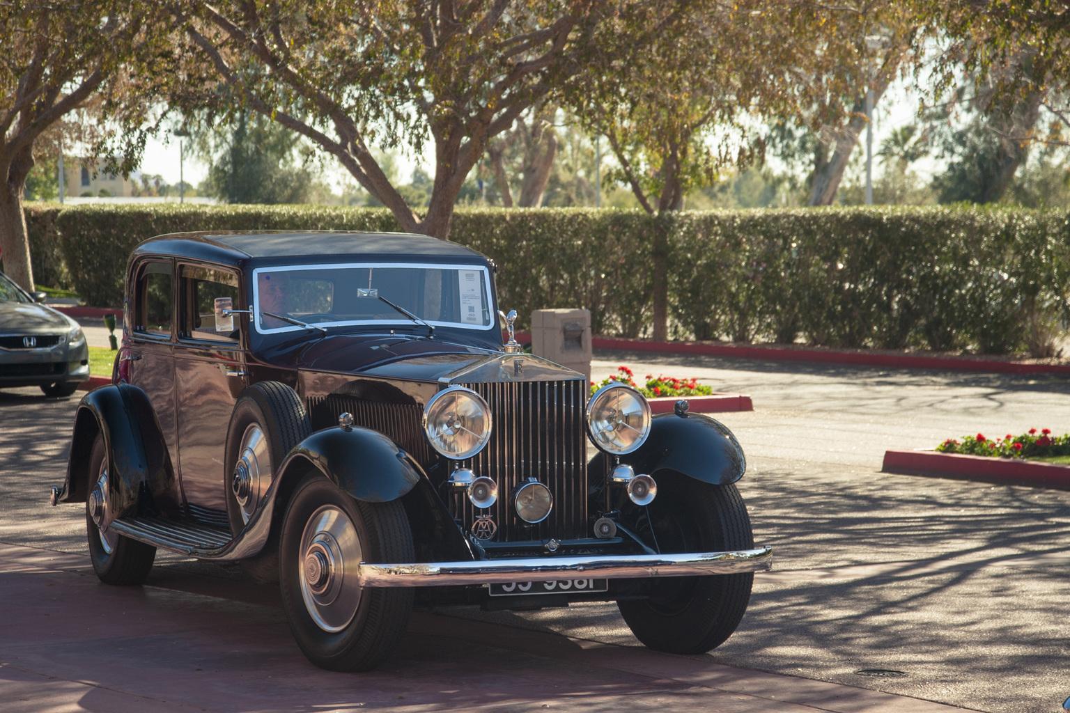 High Resolution Wallpaper | 1929 Rolls-royce Phantom Ii 1536x1024 px