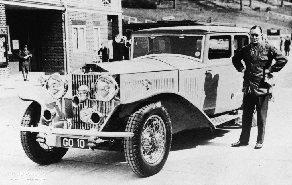 Amazing 1929 Rolls-royce Phantom Ii Pictures & Backgrounds