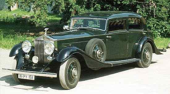 1929 Rolls-royce Phantom Ii High Quality Background on Wallpapers Vista