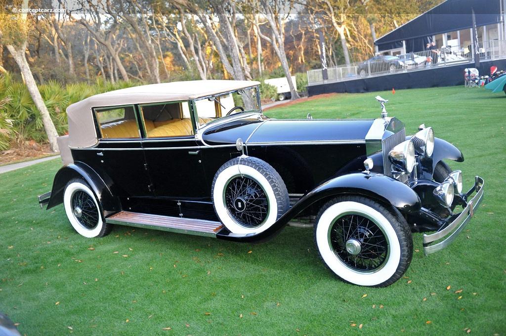 Nice wallpapers 1929 Rolls-royce Phantom Ii 1024x680px
