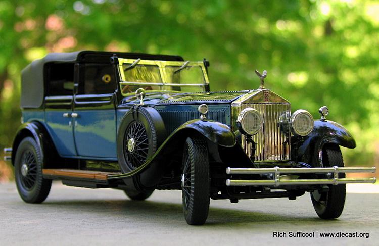 Images of 1929 Rolls-royce Phantom Ii | 750x487