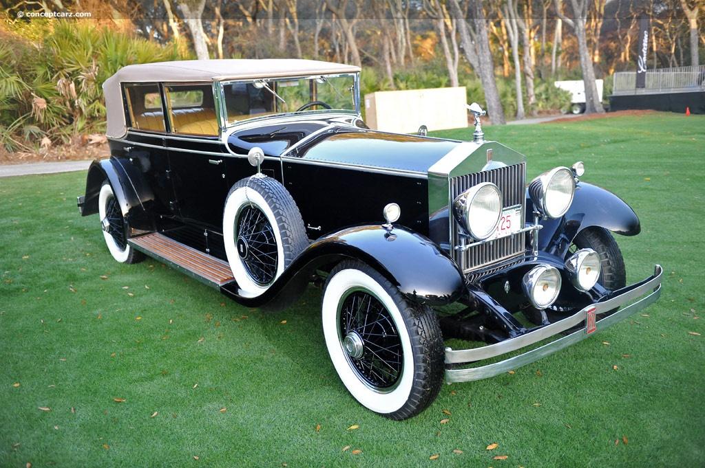 1024x681 > 1929 Rolls-royce Phantom Ii Wallpapers