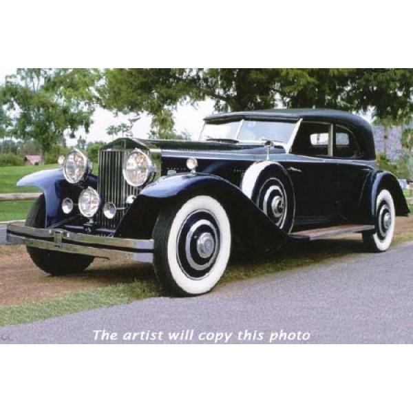 Nice wallpapers 1929 Rolls-royce Phantom Ii 600x600px