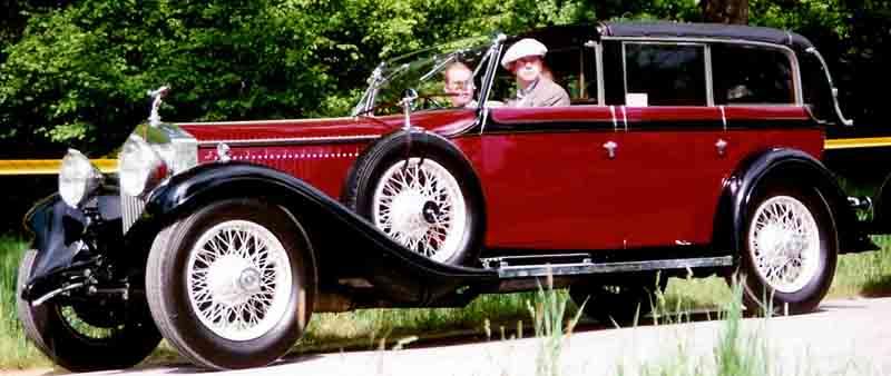 Nice wallpapers 1929 Rolls-royce Phantom Ii 800x338px