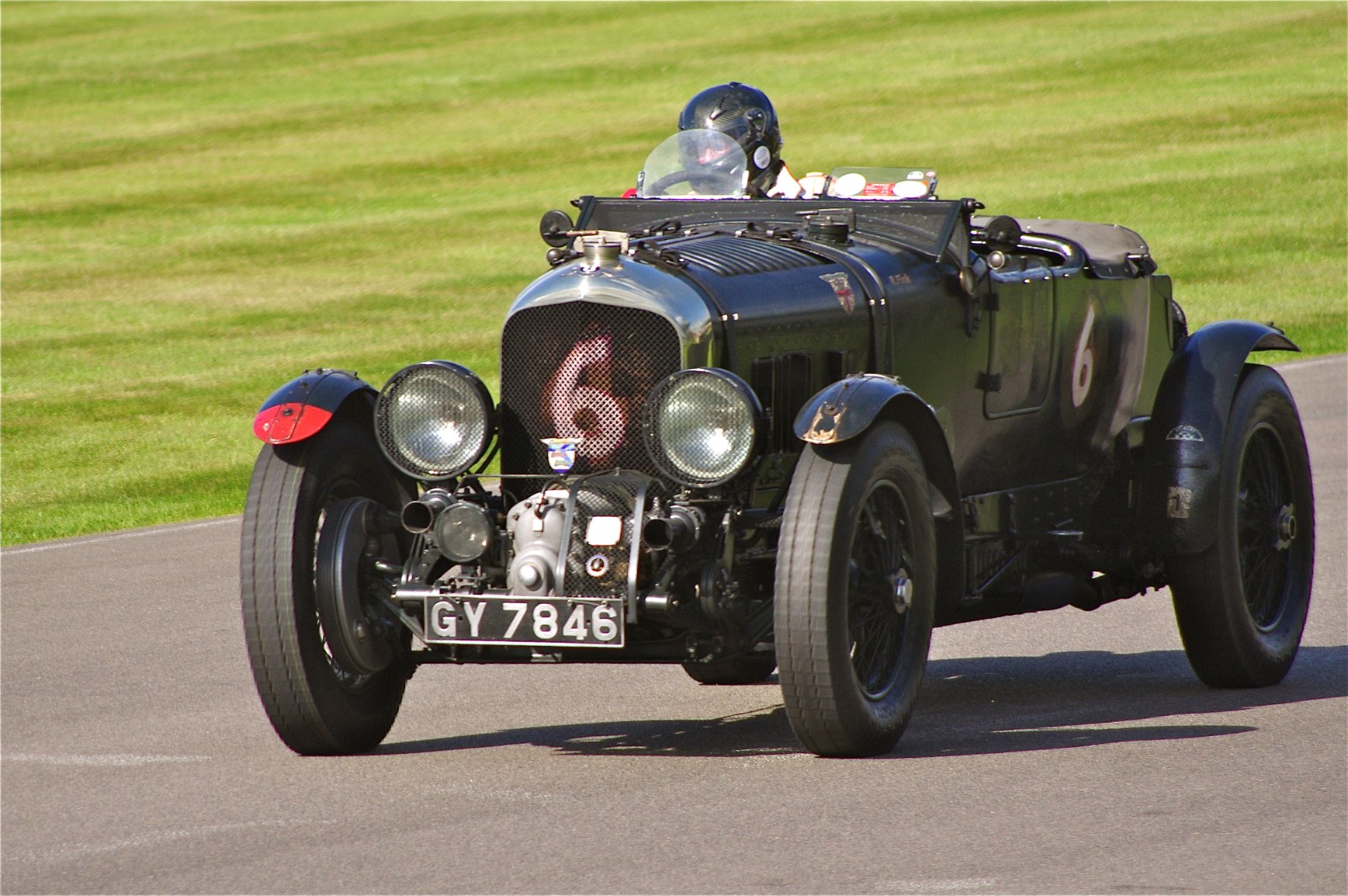 HD Quality Wallpaper | Collection: Vehicles, 1737x1154 1930 Bentley 4 ½ Litre Blower