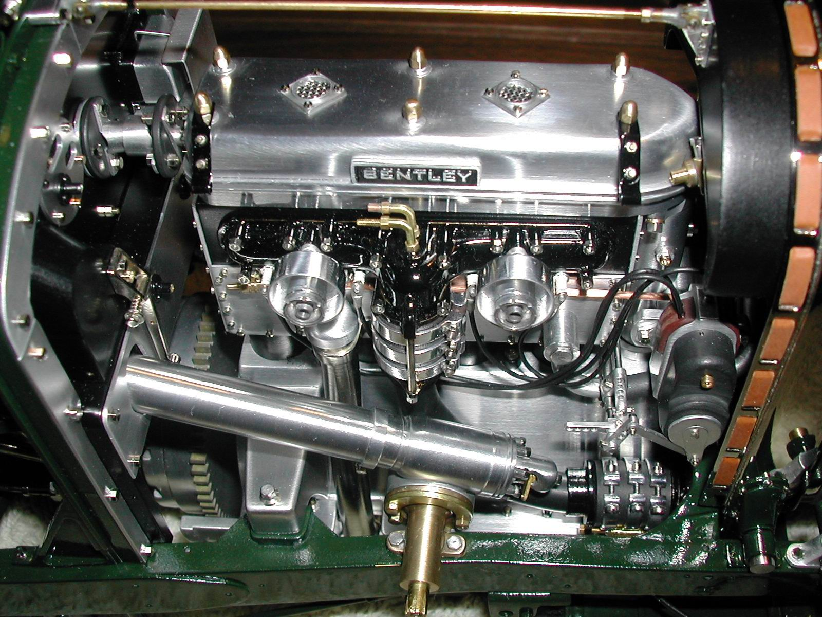 1930 Bentley 4 ½ Litre Blower #8