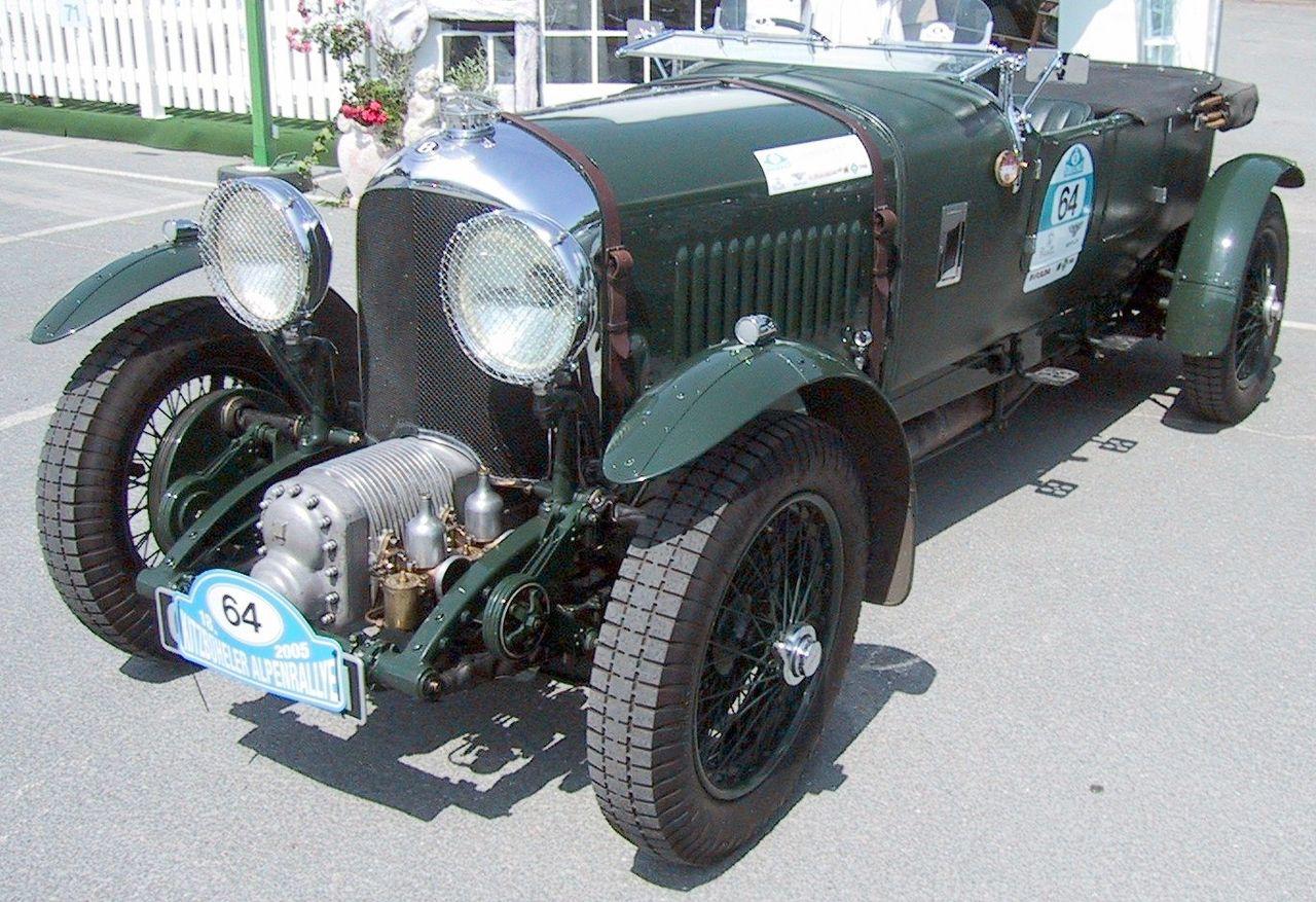Images of 1930 Bentley 4 ½ Litre Blower | 1280x877