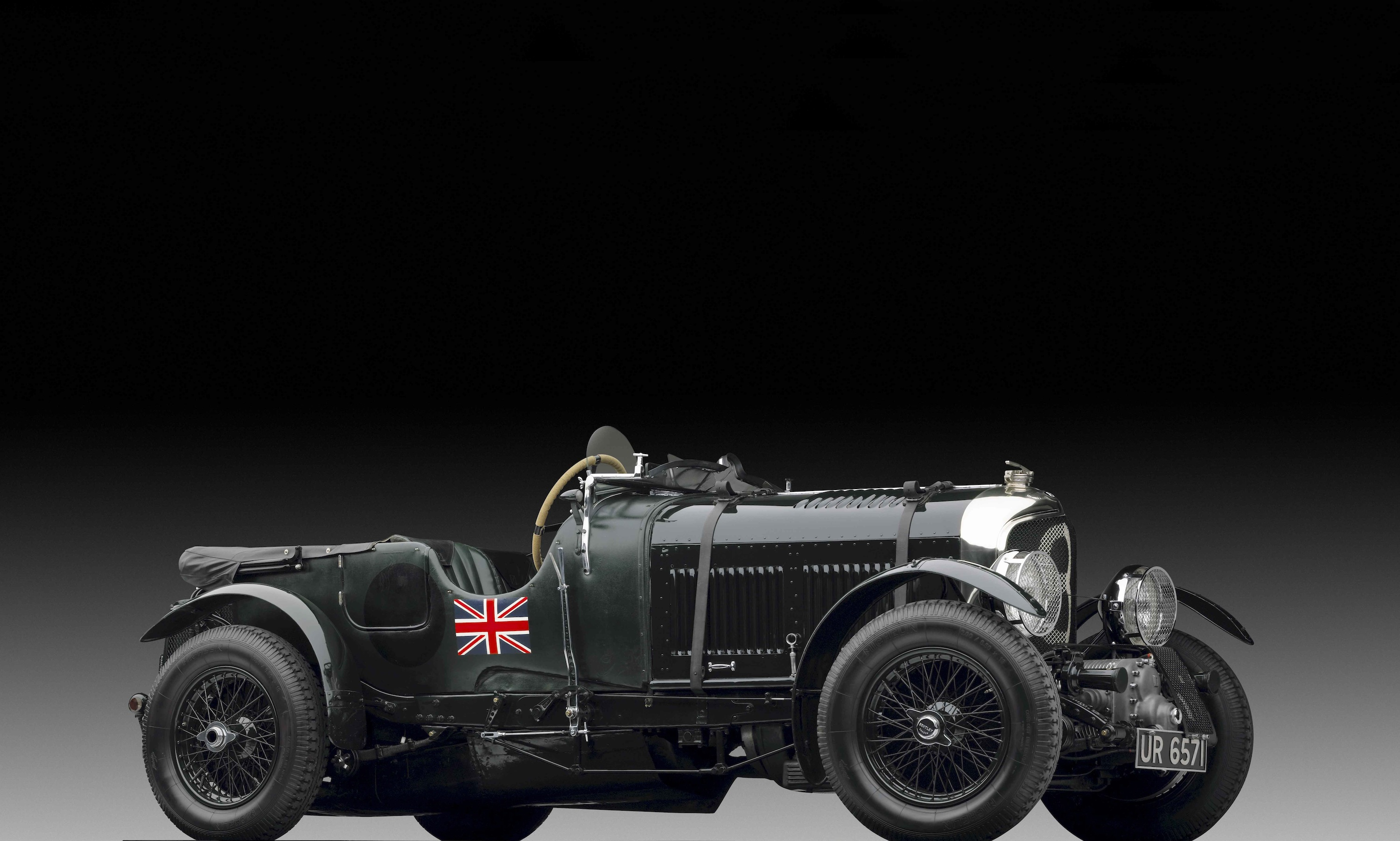 1930 Bentley 4 ½ Litre Blower High Quality Background on Wallpapers Vista