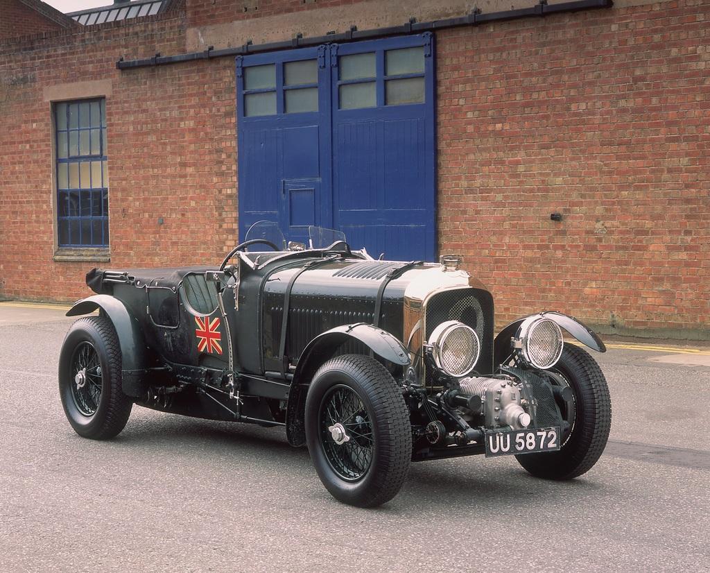 1930 Bentley 4 ½ Litre Blower Backgrounds, Compatible - PC, Mobile, Gadgets| 1024x826 px