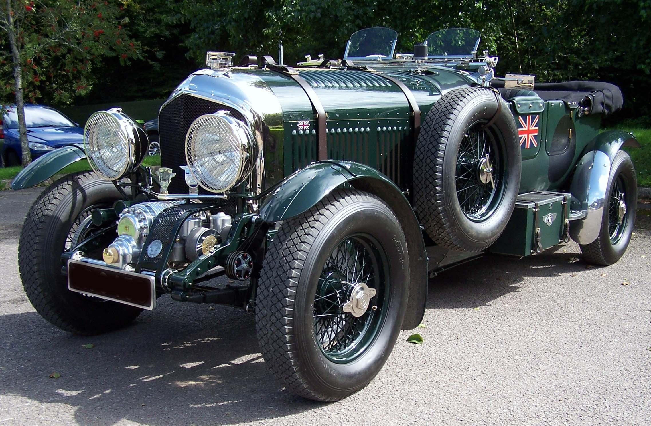 1930 Bentley 4 ½ Litre Blower #3