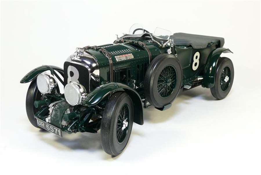 1930 Bentley 4 ½ Litre Blower Pics, Vehicles Collection